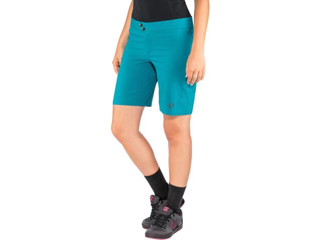 PEARL iZUMi Canyon Pantalones cortos Mujer, teal